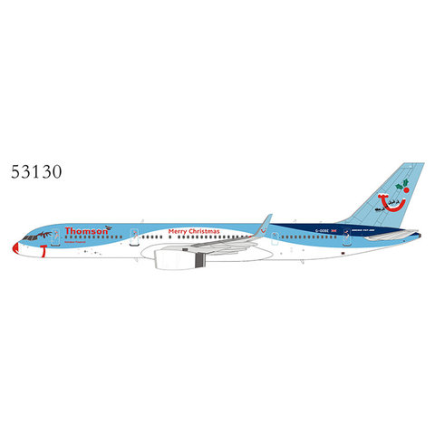 B757-200W Thomson tui Merry Christmas 1:400