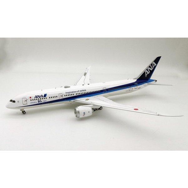 InFlight B787-9 Dreamliner ANA 50th B787 JA882A 1:200