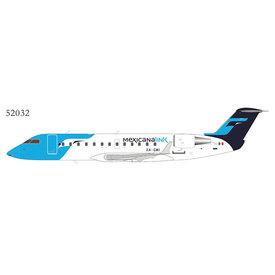 NG Models CRJ200LR MexicanaLink final livery XA-GMI 1:200