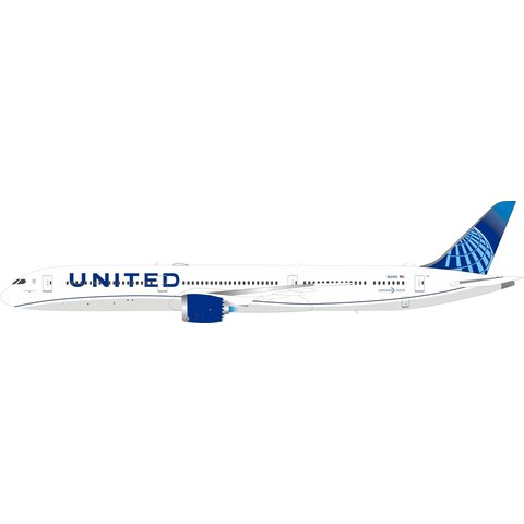 B787-10 Dreamliner United 2019 c/s N12010 1:200