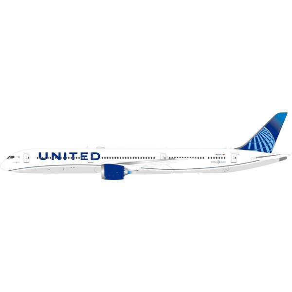 InFlight B787-10 Dreamliner United 2019 c/s N12010 1:200