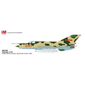 Hobby Master J-7III 29th Air Div.PLAAF RED30065 camo 1:72