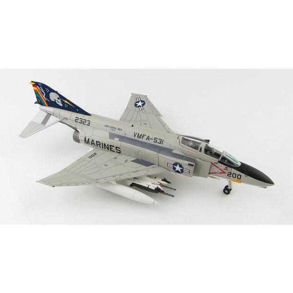 Hobby Master F4N Phantom II VMFA531 Gray Ghosts NK-200 1:72