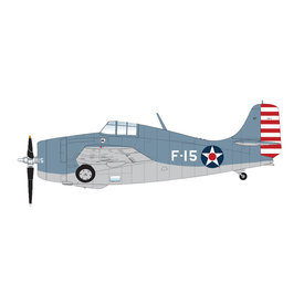 Hobby Master F4F3 Wildcat VF3 Lt.Butch O'Hare F-15 1:48 +Preorder+