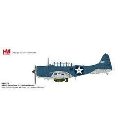 Hobby Master SBD3 Dauntless VB-6 Lt. Richard Best Midway 1:72