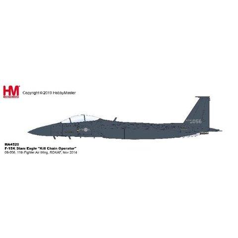F15K Slam Eagle 11FAW ROKAF Kill Chain 1:72