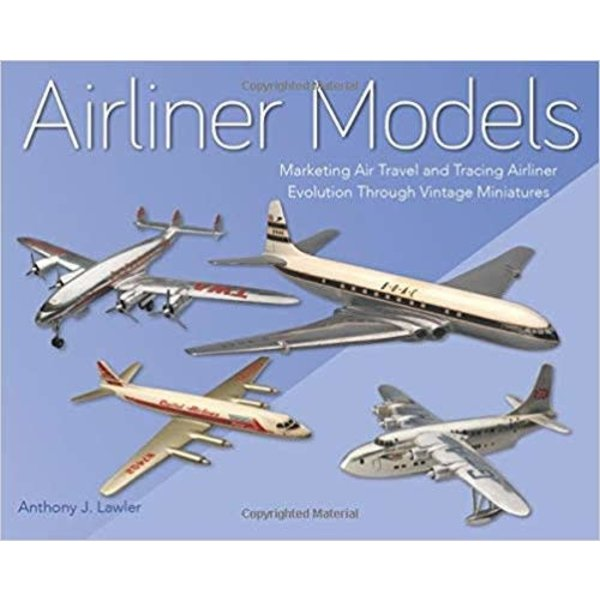Crowood Aviation Books Airliner Models: Marketing Air Travel hardcover