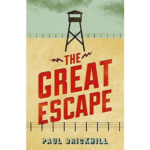 The Great Escape Paul Brickhill softcover