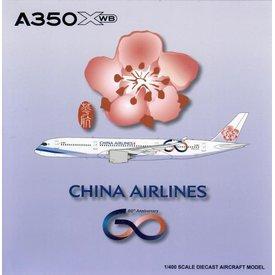 JC Wings A350-900 China 60th Anniversary B-18917 1:400