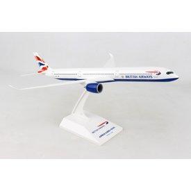 SkyMarks A350-1000 XWB British Airways 1:200 with stand