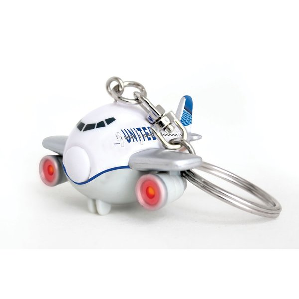 Daron WWT Key Chain United 2019 livery lights & sounds