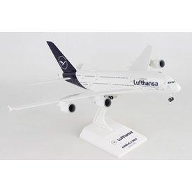 SkyMarks A380-800 Lufthansa 2018 Livery 1:200 gear+stand