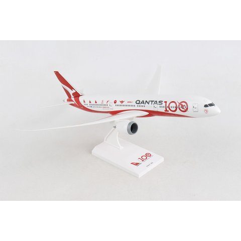 B787-9 Dreamliner QANTAS 100 Years 1:200