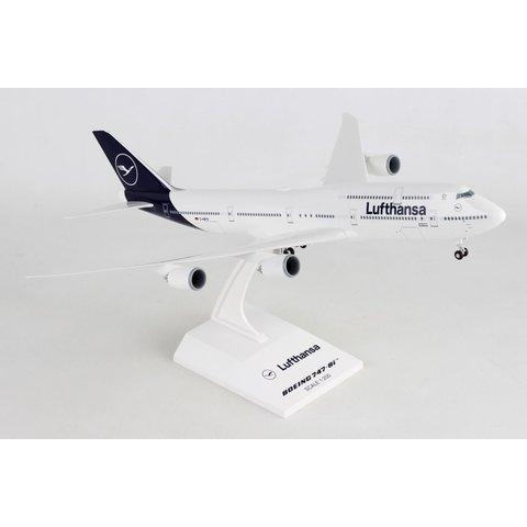 B747-8I Lufthansa 2018 livery 1:200 with gear