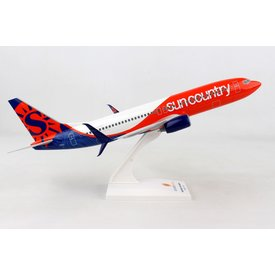 SkyMarks B737-800S Sun Country new livery 1:130 stand