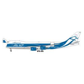 Gemini Jets B747-8F Air Bridge Cargo VP-BBY 1:400 (Interactive Series)