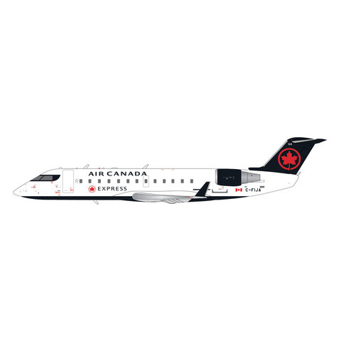 CRJ200 Air Canada Express Jazz 2017 c/s C-FIJA 1:400