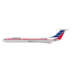 Gemini Jets IL62M Cubana 1986 livery CU-T1225 1:400