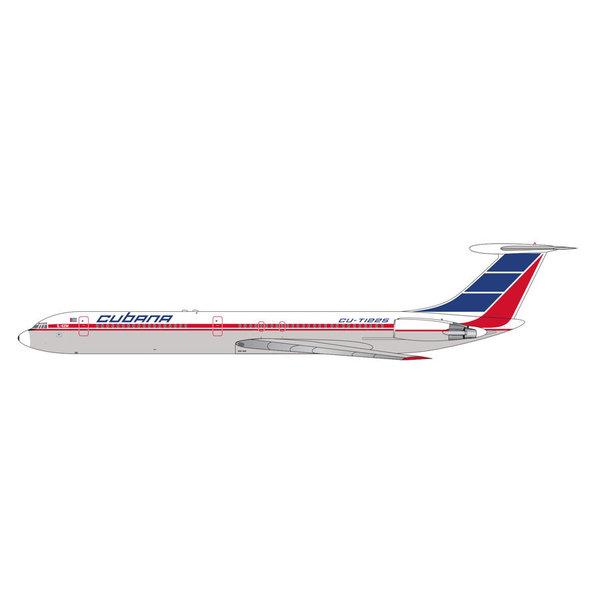 Gemini Jets IL62M Cubana 1986 livery CU-T1225 1:400++PREORDER++