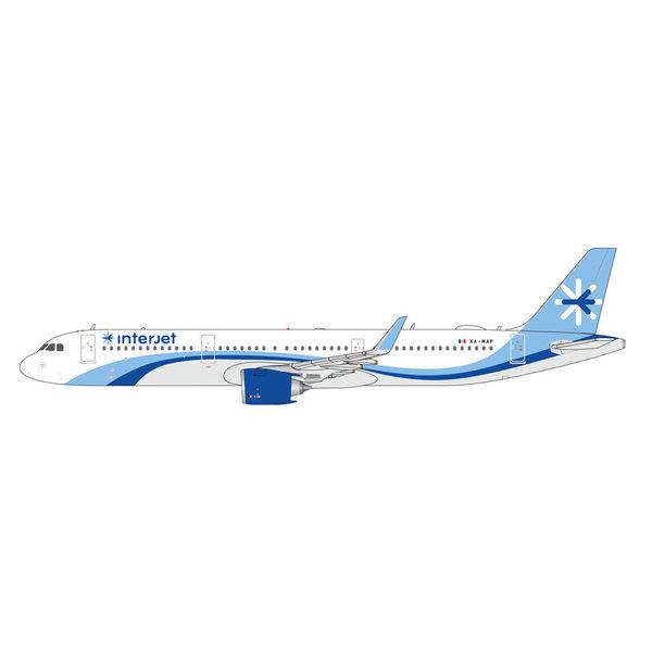 Gemini Jets A321neo Interjet XA-MAP 1:400