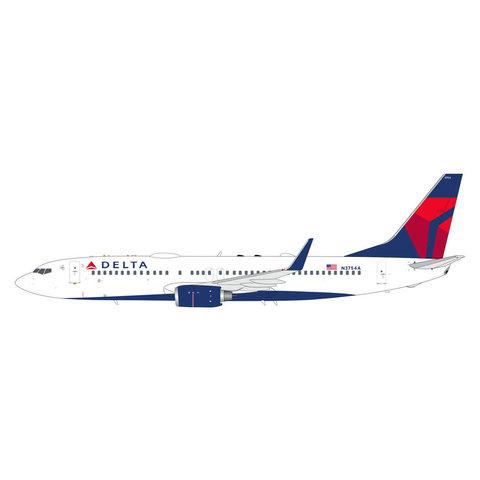 B737-800W Delta 2007 livery N3754A 1:200