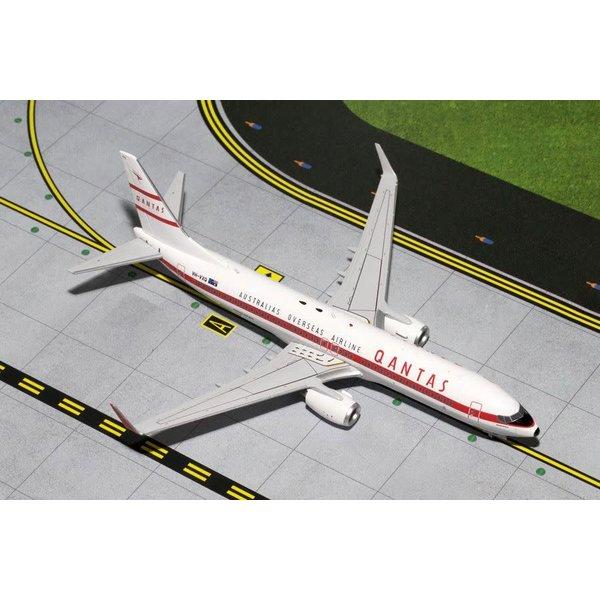 Gemini Jets B737-800W QANTAS Retro Roo II VH-VXQ 1:200