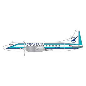Gemini Jets CV580 Republic Airlines N2728R 1:400