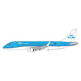 Gemini Jets ERJ175 KLM Cityhopper PH-EXU 1:400