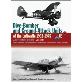 Classic Publications Dive Bomber & Ground Attack Units Luftwaffe: V.1 HC