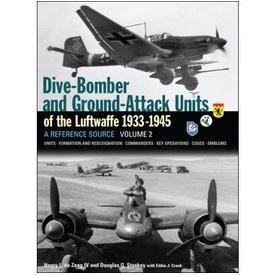 Classic Publications Dive Bomber & Ground Attack Units Luftwaffe: V.2 HC