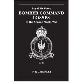 RAF Bomber Command Losses: Vol.5: 1944 SC+NSI+