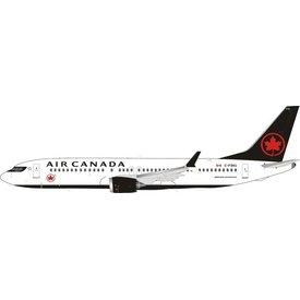 JFOX B737 MAX8 Air Canada 2017 Livery C-FSNU 1:200