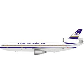 InFlight DC10-40 American Trans Air ATA N184AT 1:200