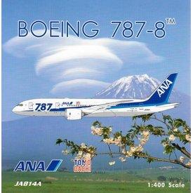 Phoenix B787-8 Dreamliner ANA All Nippon JA814A 1:400