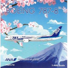 Phoenix B787-8 Dreamliner ANA All Nippon JA817A 1:400
