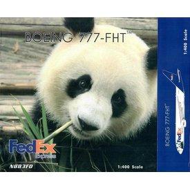 Phoenix B777-200F FedEx Express Panda N883FD 1:400