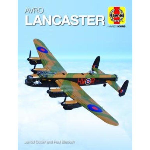 Haynes Publishing Avro Lancaster Haynes Icons hardcover