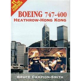 Ian Allan Boeing 747-400: Heathrow - Hong Kong FFD#11++SALE++