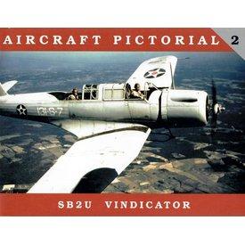 CW Publishing SB2U Vindicator: Aircraft Pictorial #2 SC ++SALE++