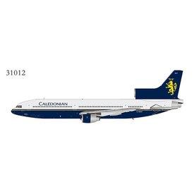 NG Models L1011-100 Tristar Caledonian Airways G-BBAF 1:400