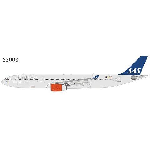 A330-300 SAS Scandinavian 1998 c/s SE-REH 1:400