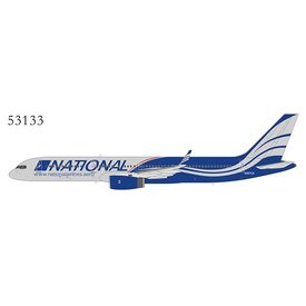 NG Models B757-200W National Airlines N567CA 1:400