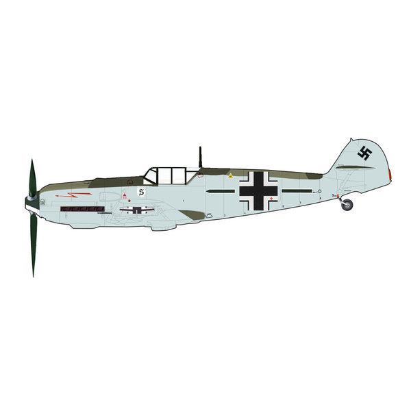 Hobby Master BF109E3 Stab/JG26 Walter Horten France 1940 1:48