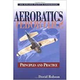 Airlife Books Aerobatics: Principles & Practices softcover++SALE++