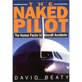 Airlife Books Naked Pilot: Human Factors softcover ++SALE++