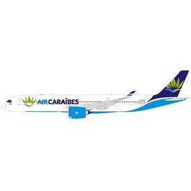 JC Wings A350-900 Air Caraibes F-HHAV 1:400 flaps down