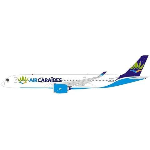 A350-900 Air Caraibes F-HHAV 1:400 flaps down