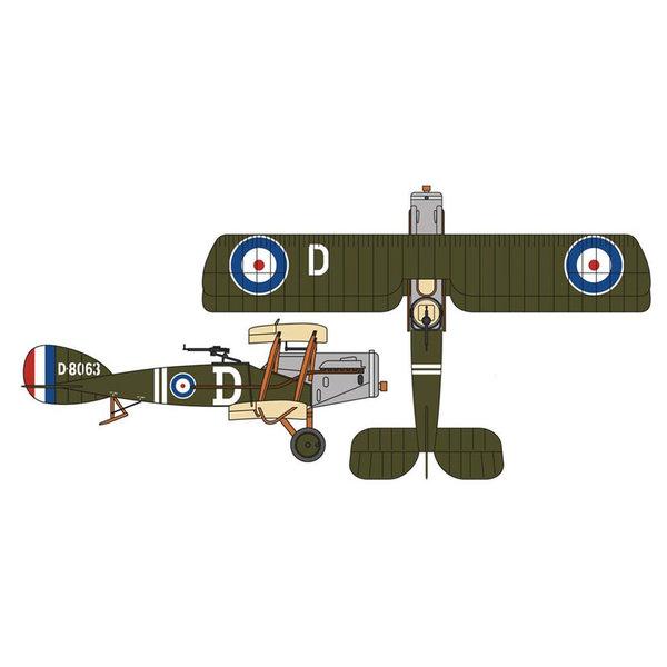 Corgi Bristol F2B Fighter No.139 Squadron RAF Italy 1:48