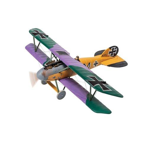 Albatros D.V Jasta 19 Les Tangos Mallmann 2111 M 1918 1:48