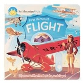 Smithsonian First Heroes Book of Flight: Activity Book: Smithsonian Kids